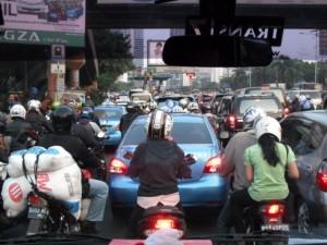 渋滞 のコピー